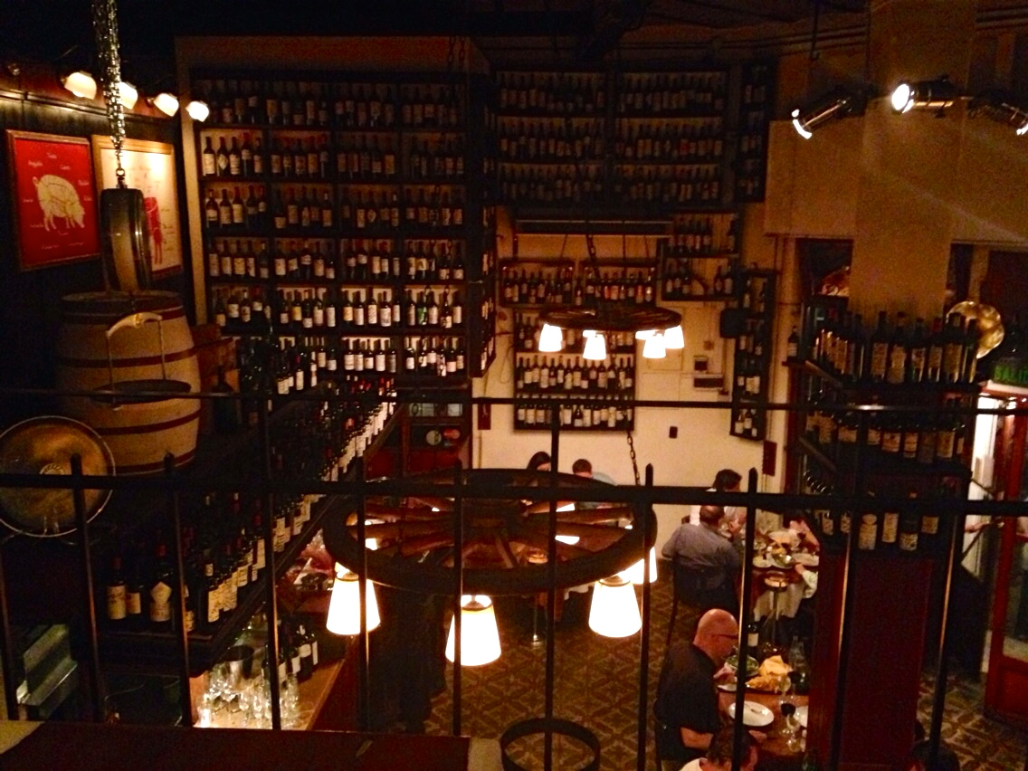 Famous Don Julio restaurant Buenos Aires