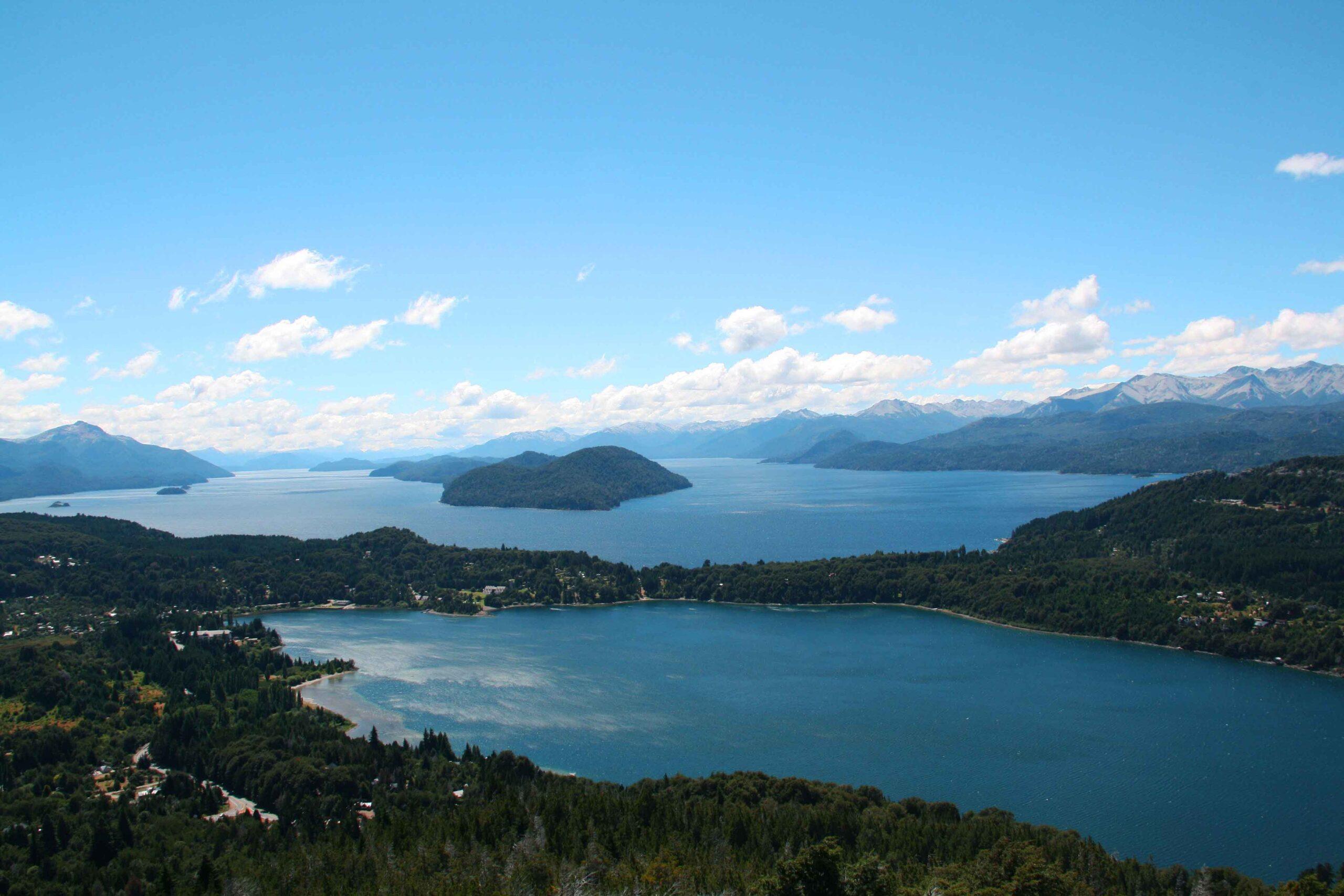 Bariloche lake view