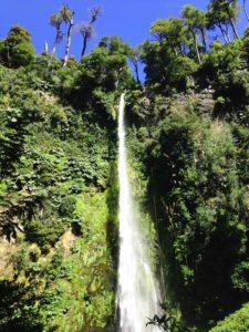 pucon waterfalls