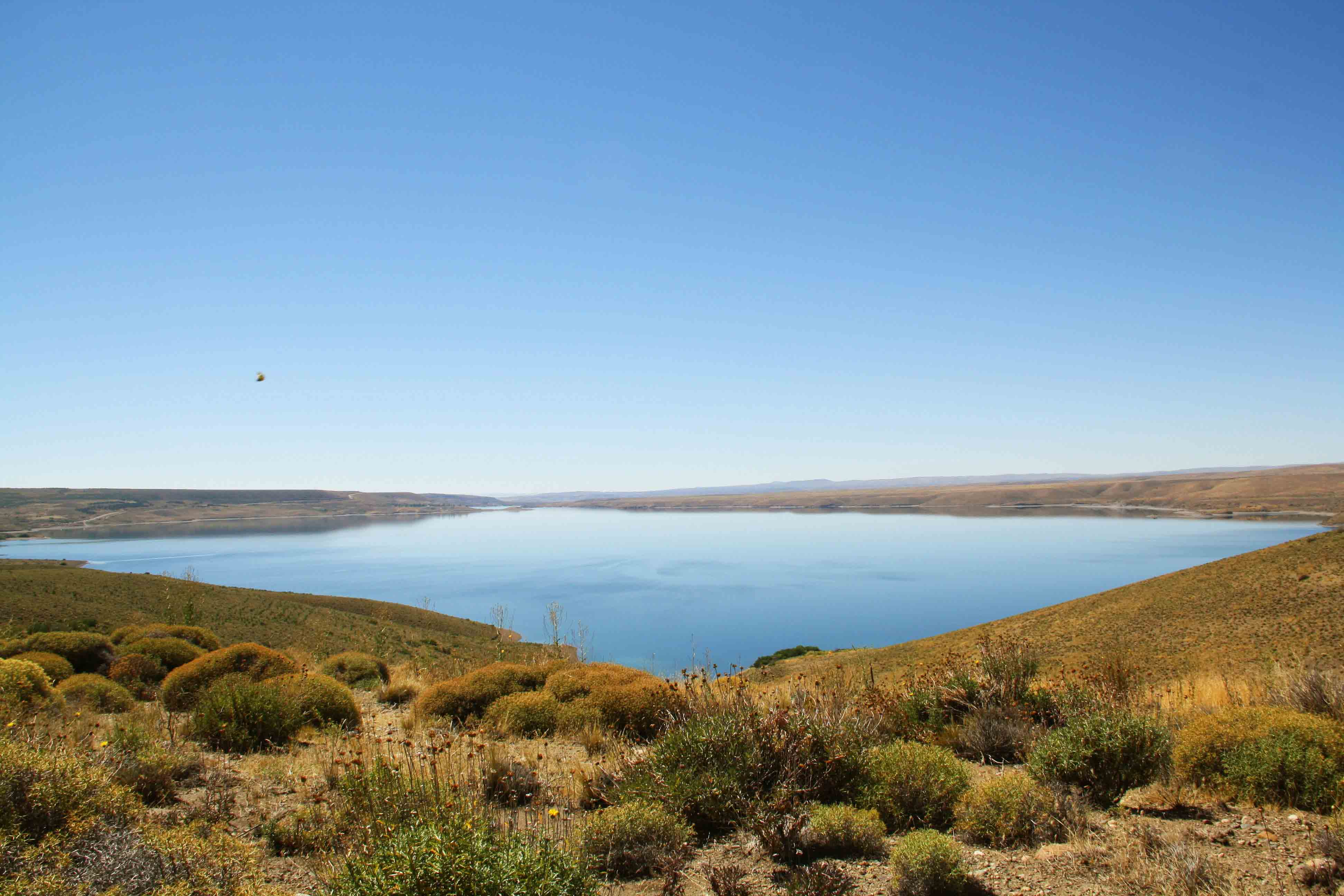 Lake roadtrip argentina