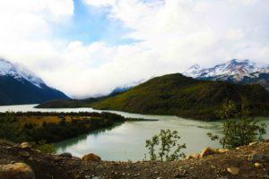 Campground Dixon in Torres del Paine Chile