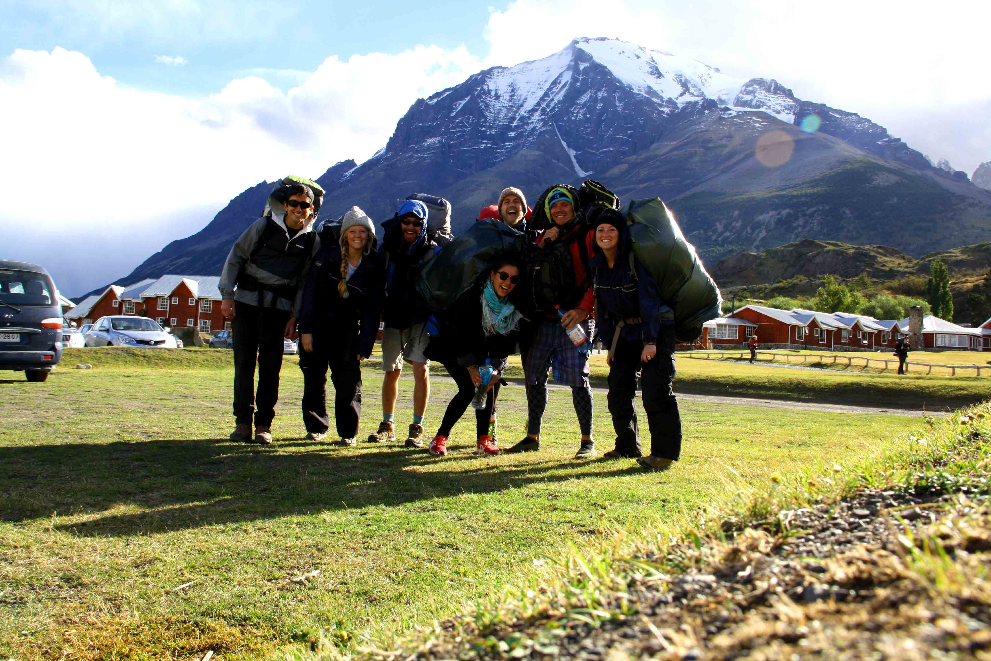trekking group torres del paine