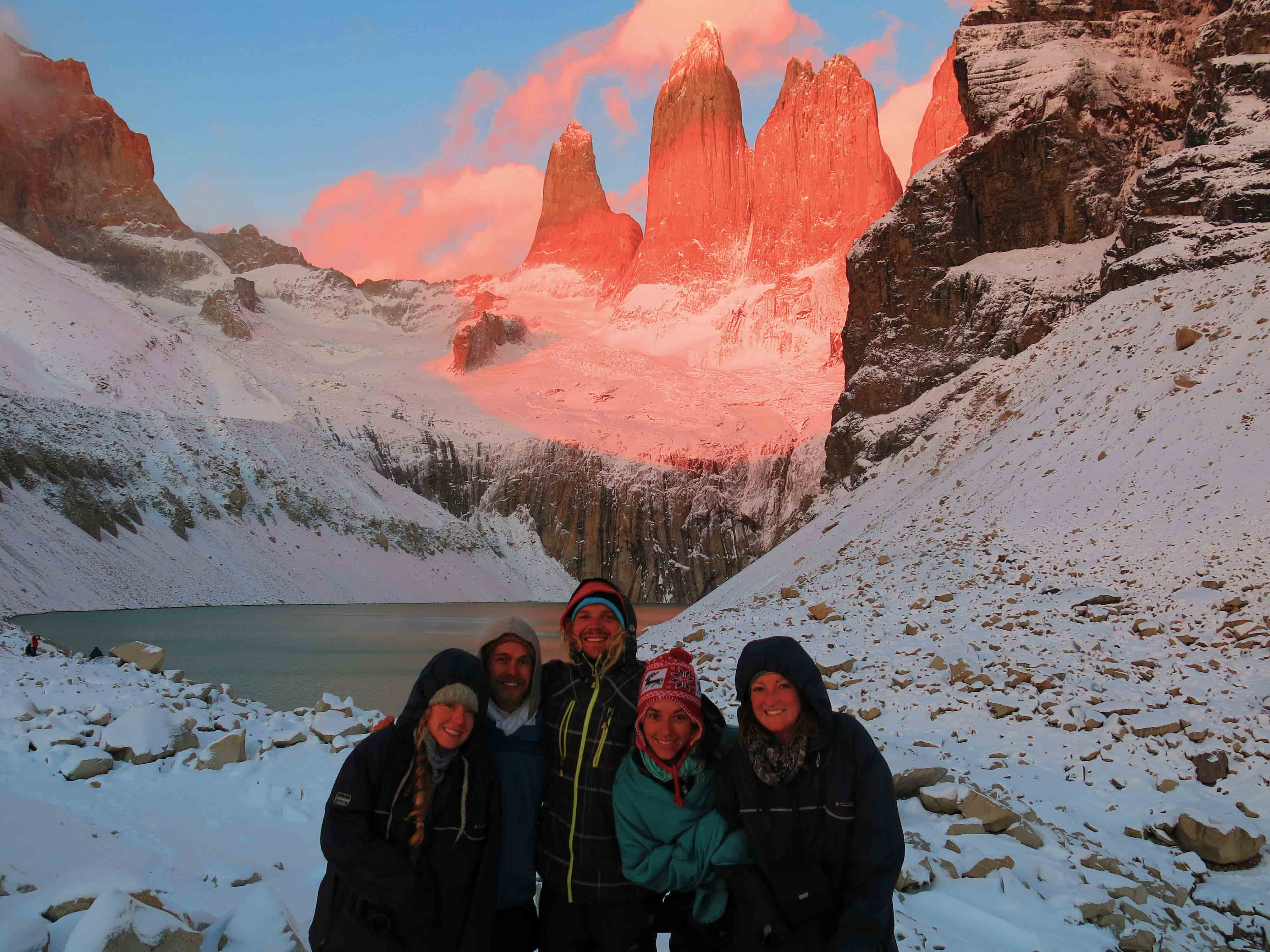 sunrise_torres_del_paine