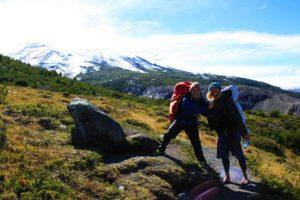 O-trek of Torres del Paine Chile