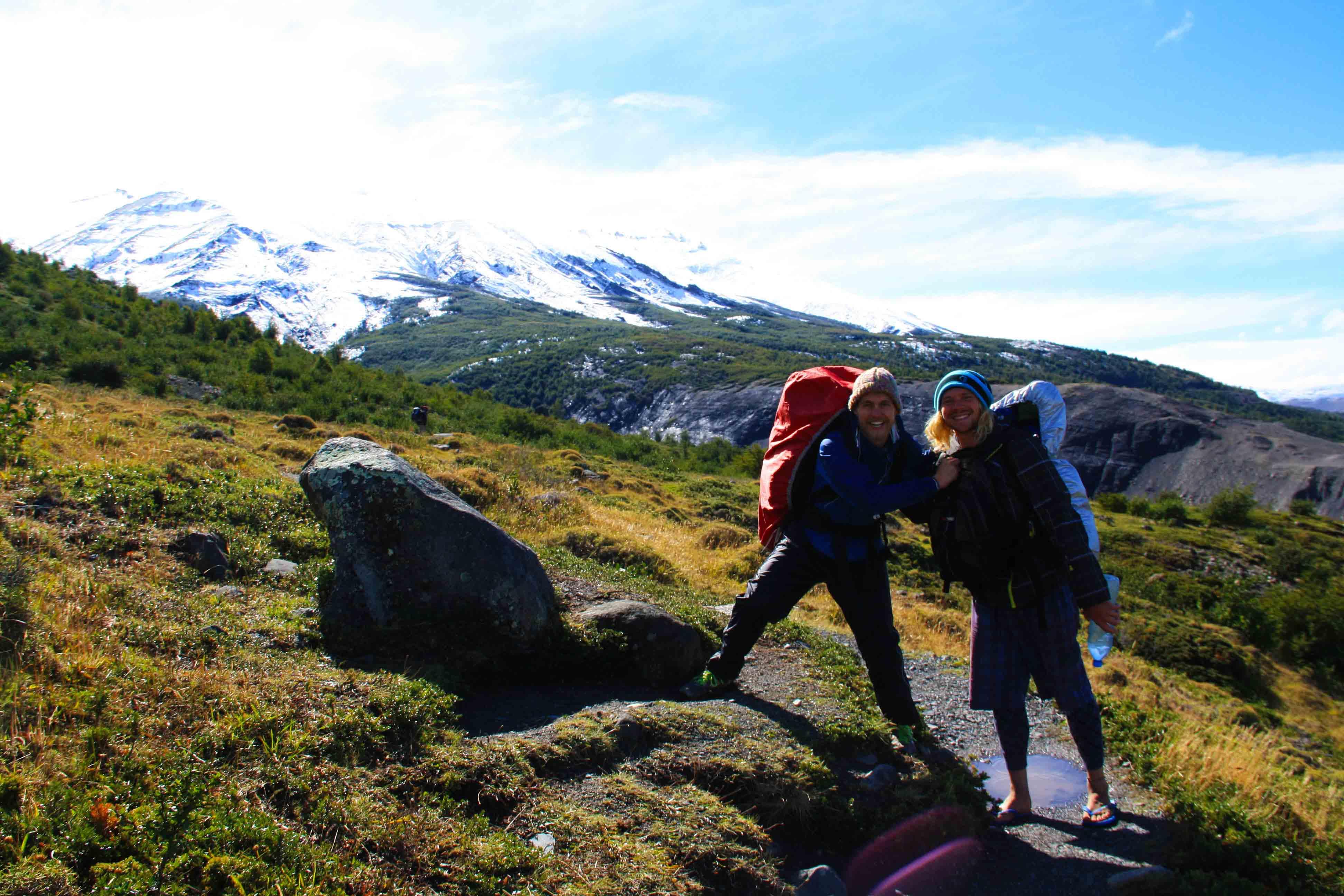 trekking boys torres