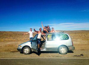 roadtrip along the Carretera Austral Chile
