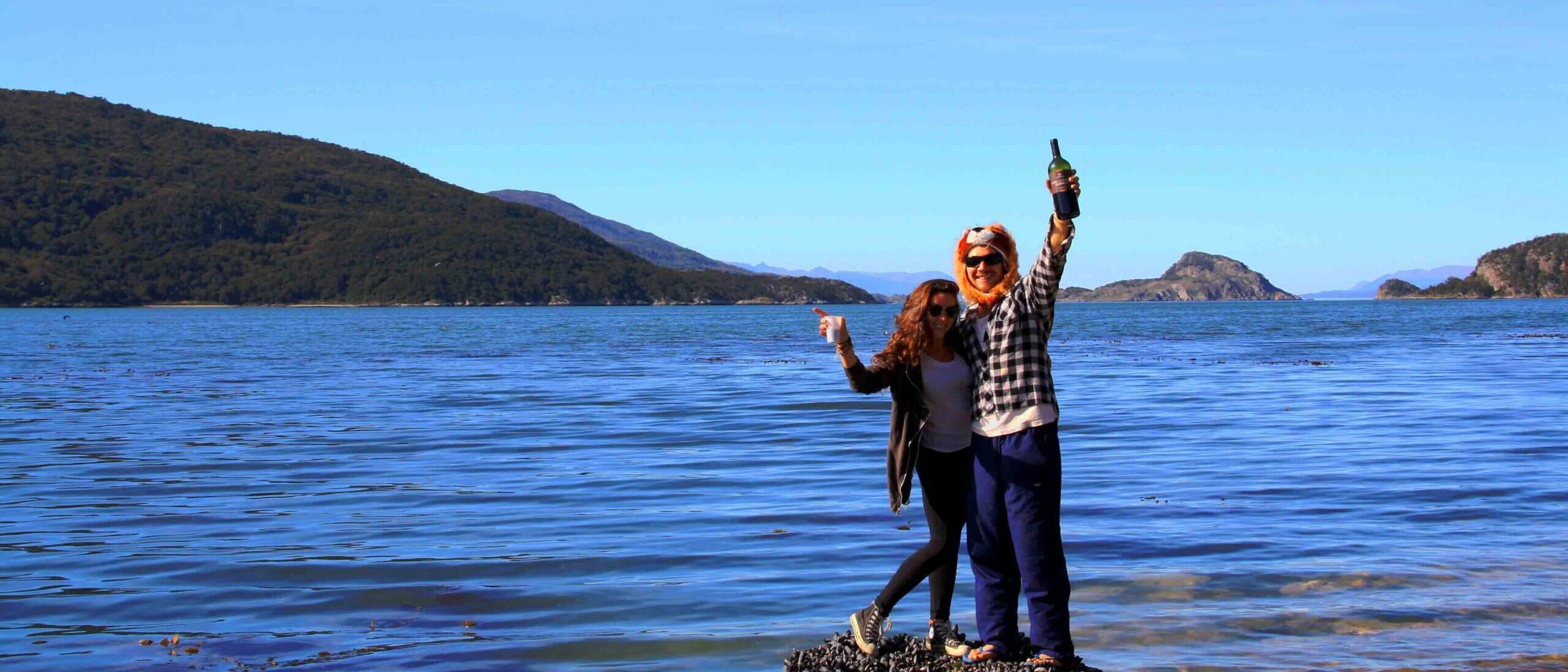 Tierra del Fuego National Park in Argentina