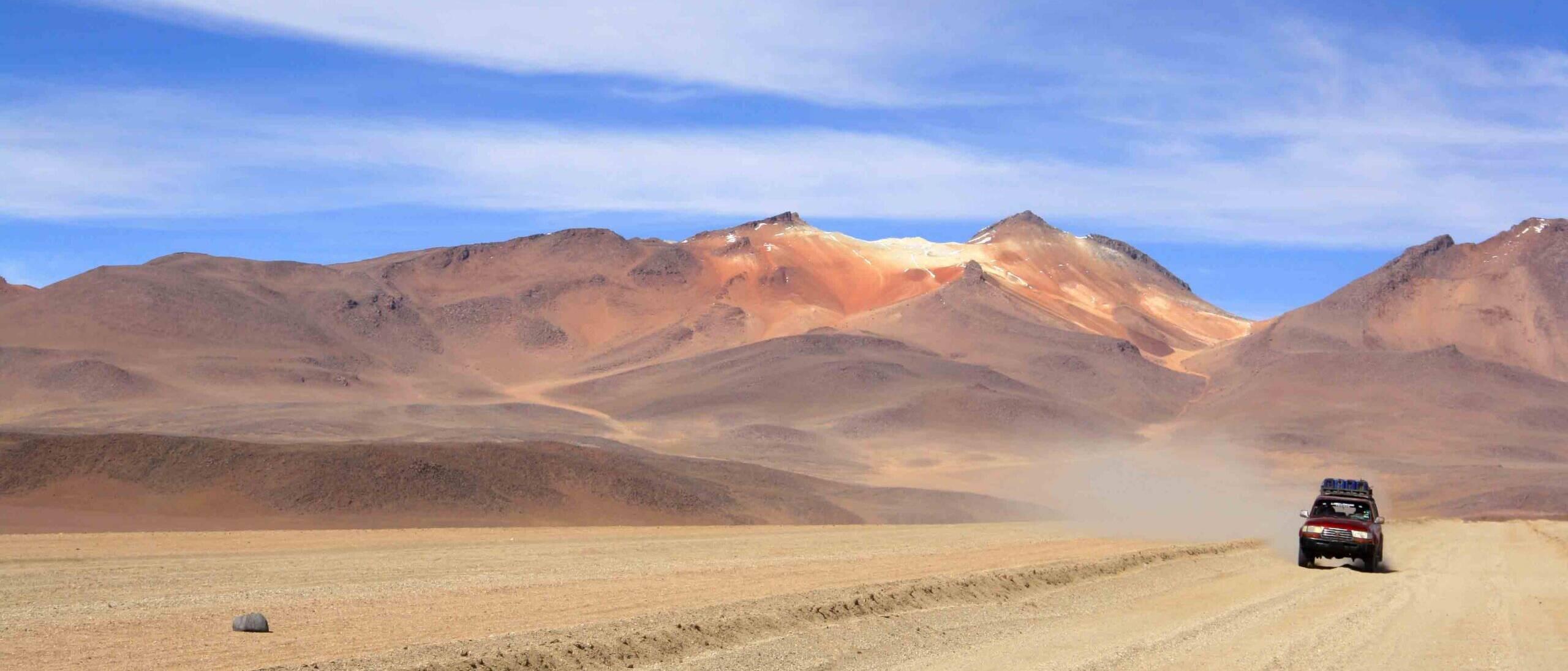 Uyuni tour in Bolivia