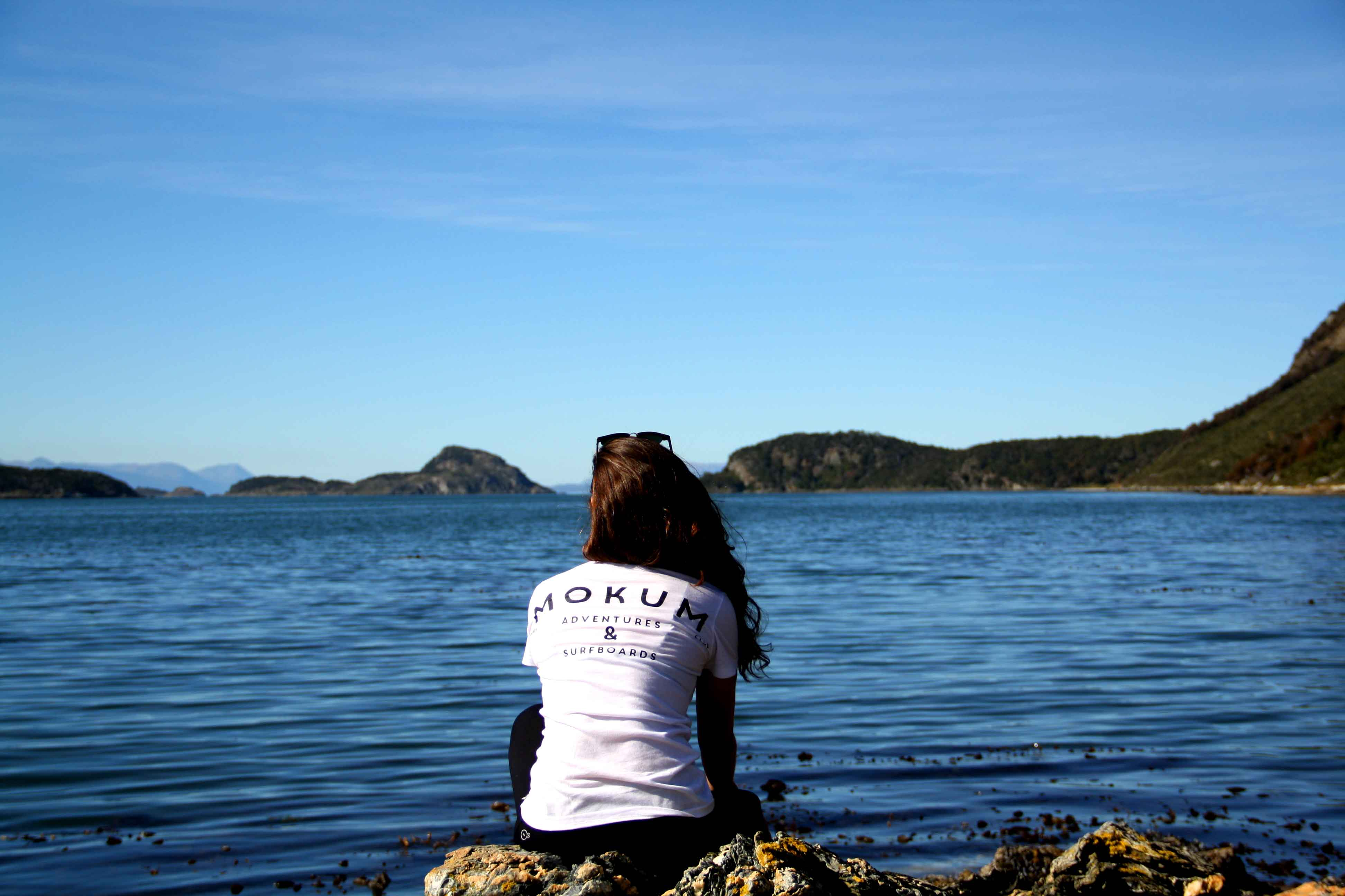 ocean view ushuaia tierra del fuego