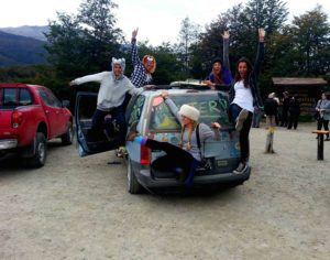 Ushuaia roadtrip in Argentina