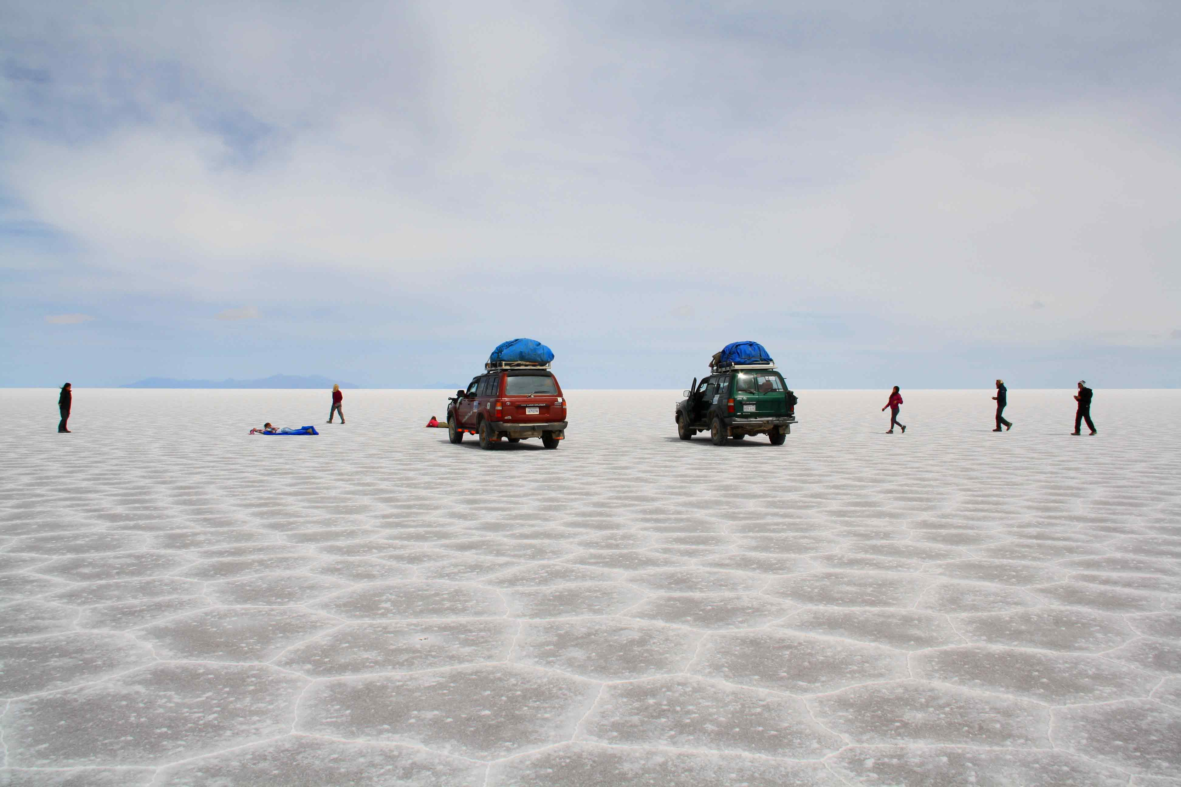 salt flats tour uyuni cars