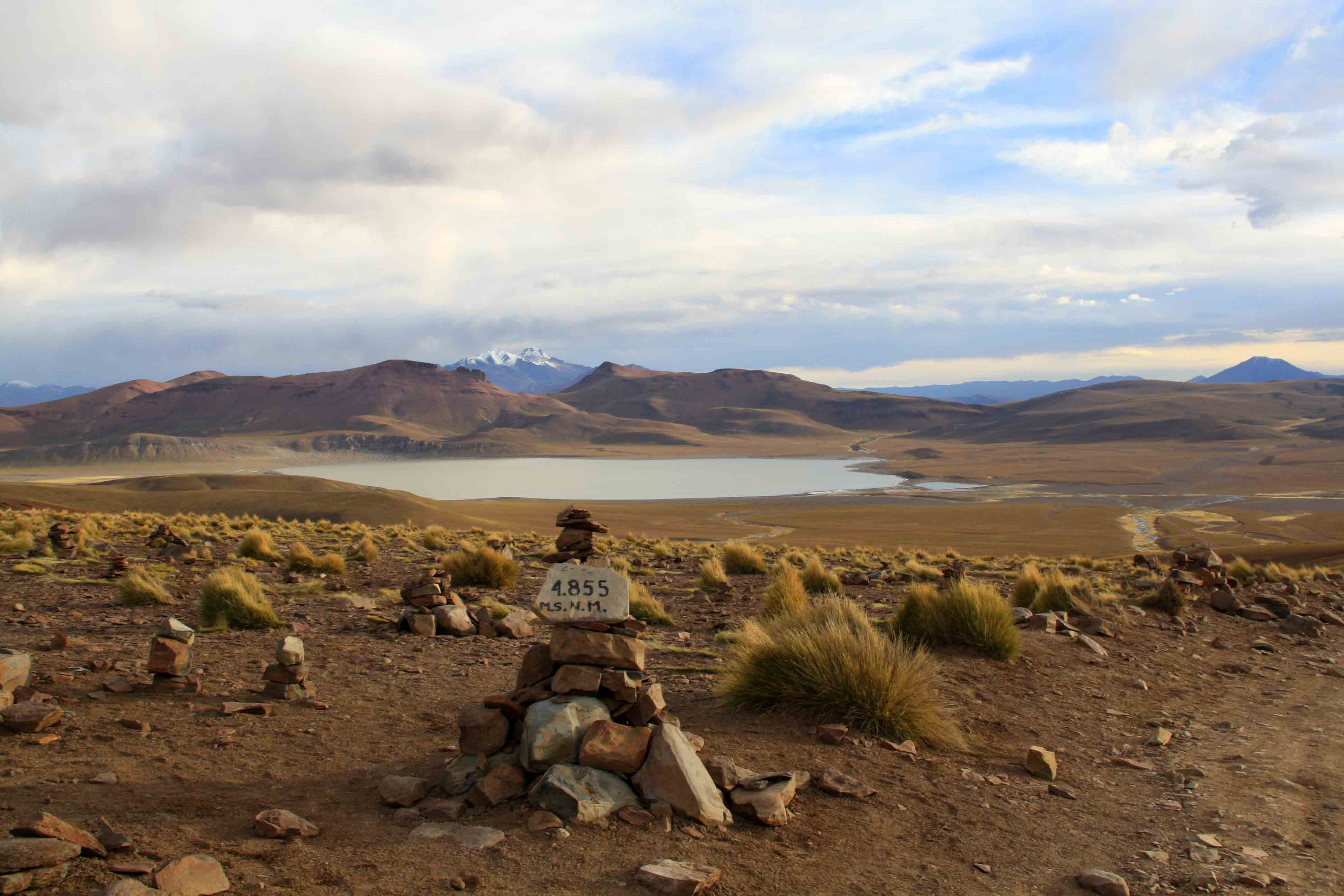 high altitude uyuni tour view