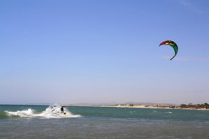 kitesurfing mancora peru