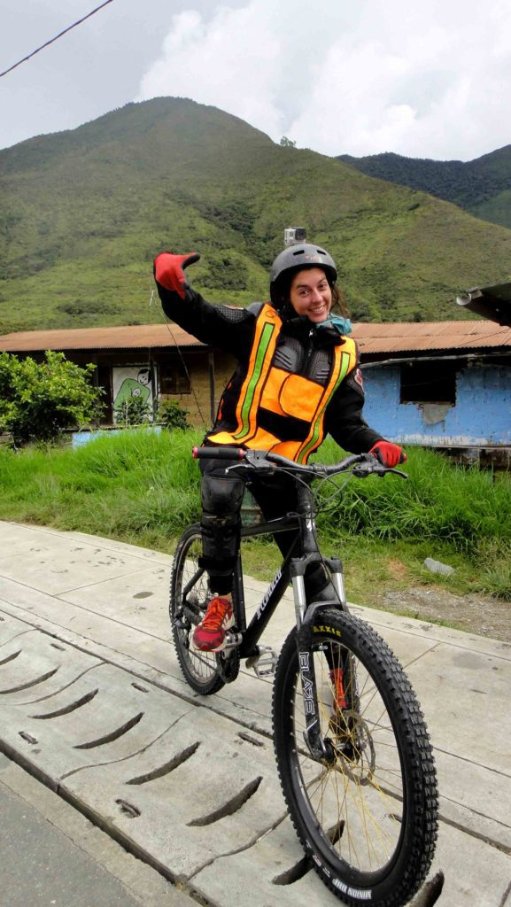 mountainbiking gear inca jungle trail
