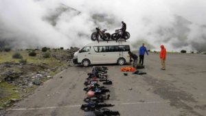 mountainbiking inca jungle trail