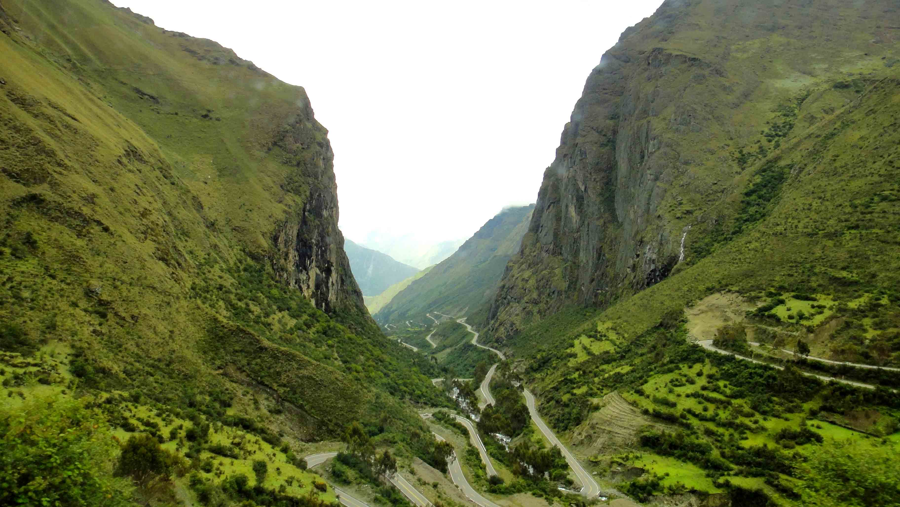 mountainbiking trail inca jungle