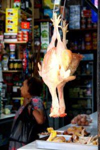 chicken food market lima