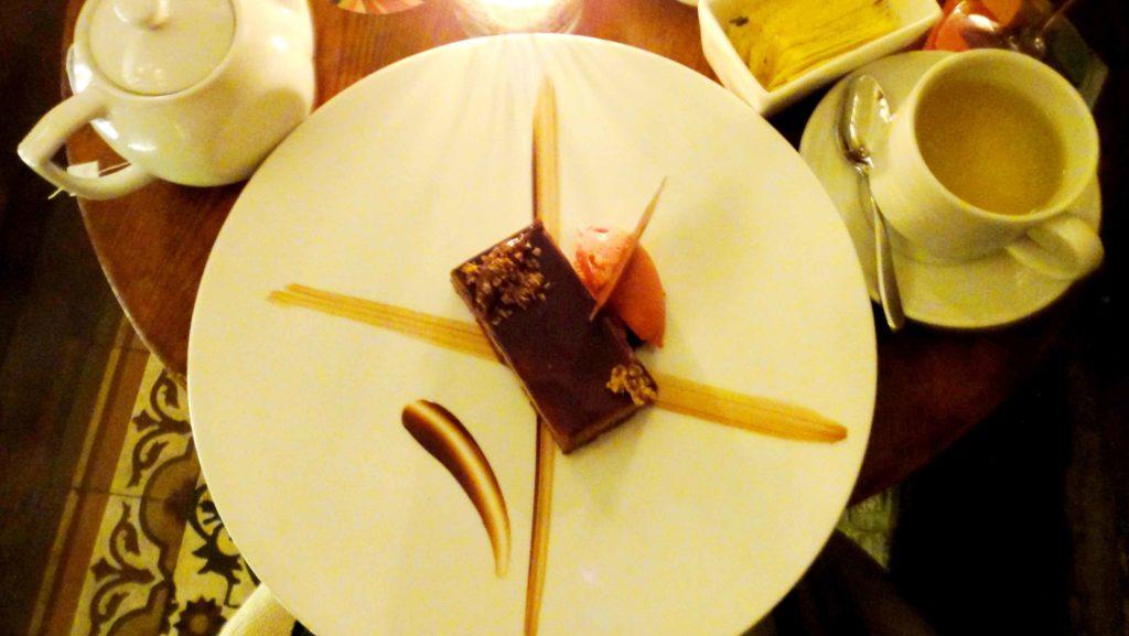 dessert Rafaels Lima