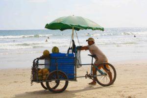 Coconot bike shop beach