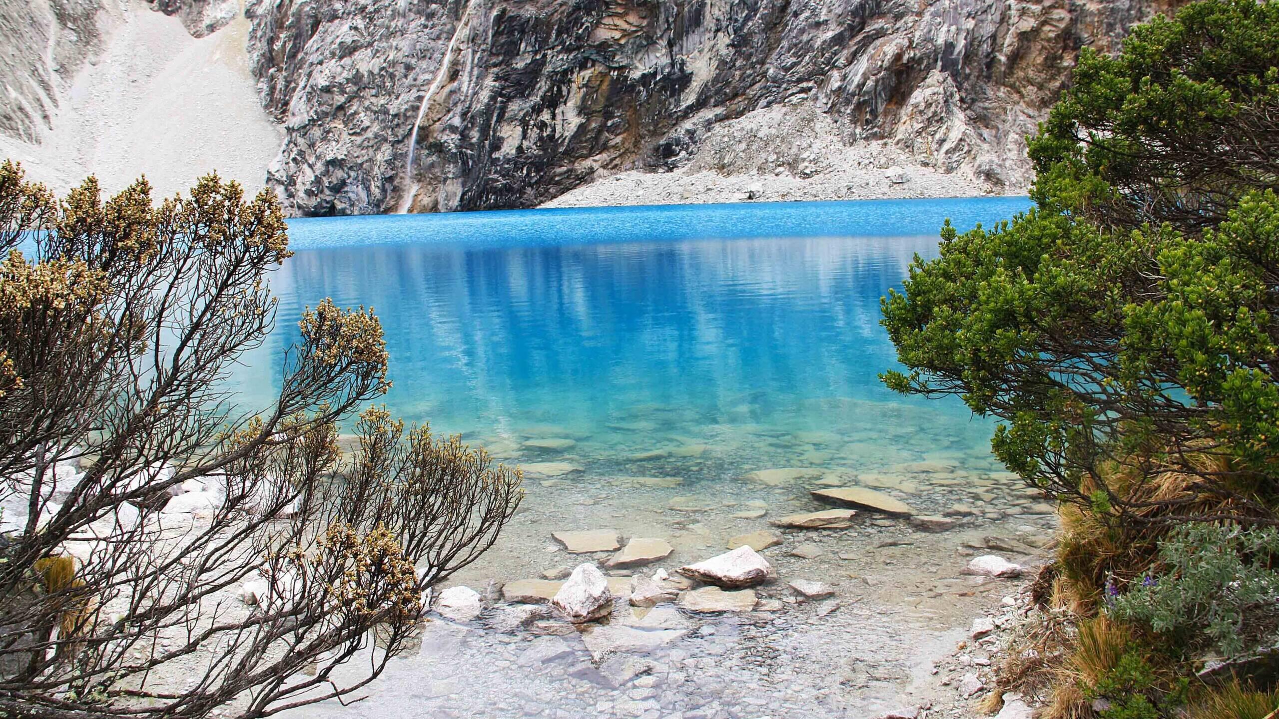 Laguna 69 in Huaraz Peru