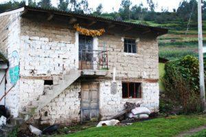 Huaraz home in Peru