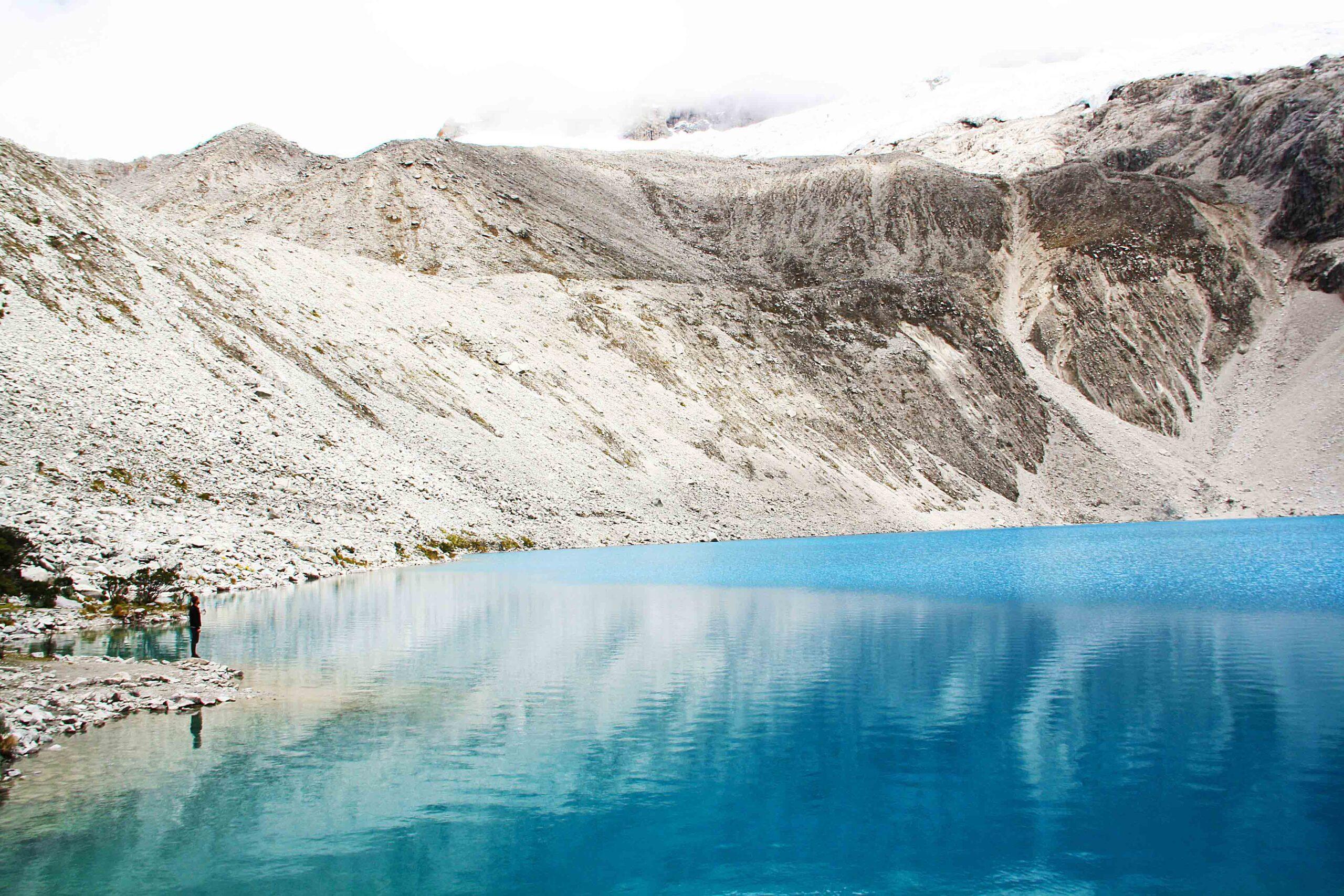 laguna 69 cordillera blanca trekking huaraz