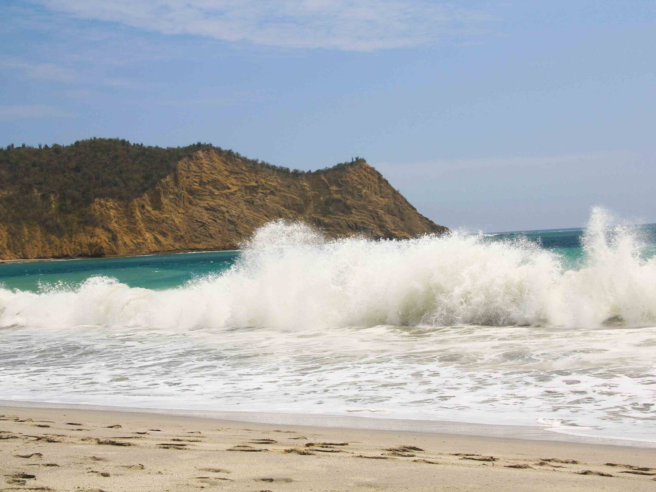 los frailes beach machalilla national park