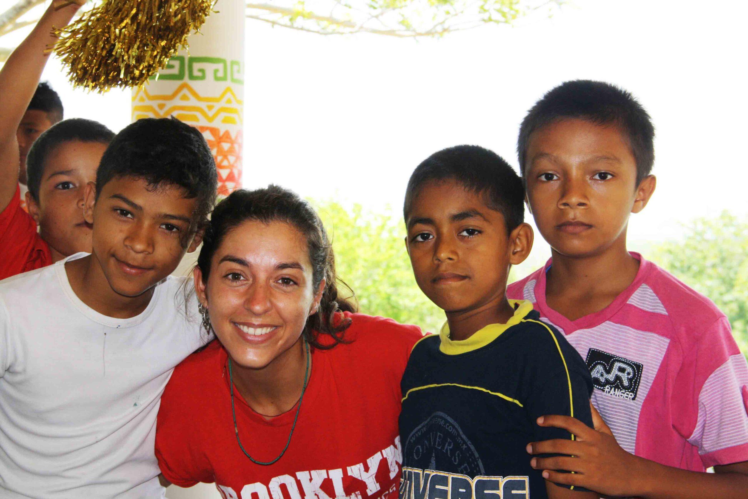 boys at Club D'Mentes at Mi Casa en Ipauratu