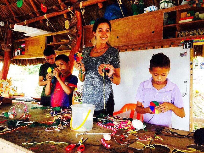 Club D'Mentes at Mi Casa en Ipauratu Colombia