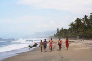 costeno beach crew walks
