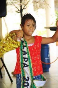 Dancing girl at Mi casa en Ipauratu