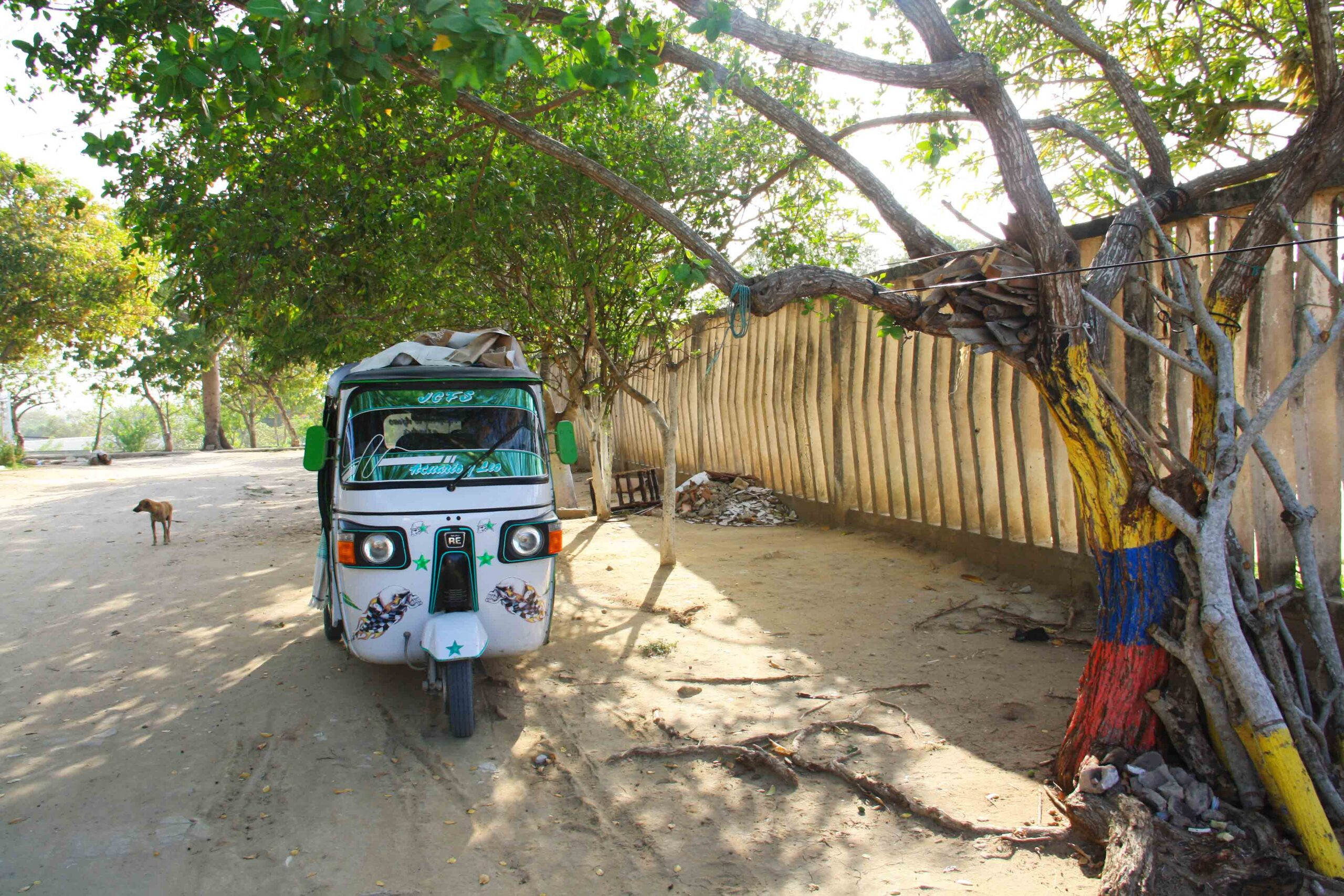 Daily life in Galapa