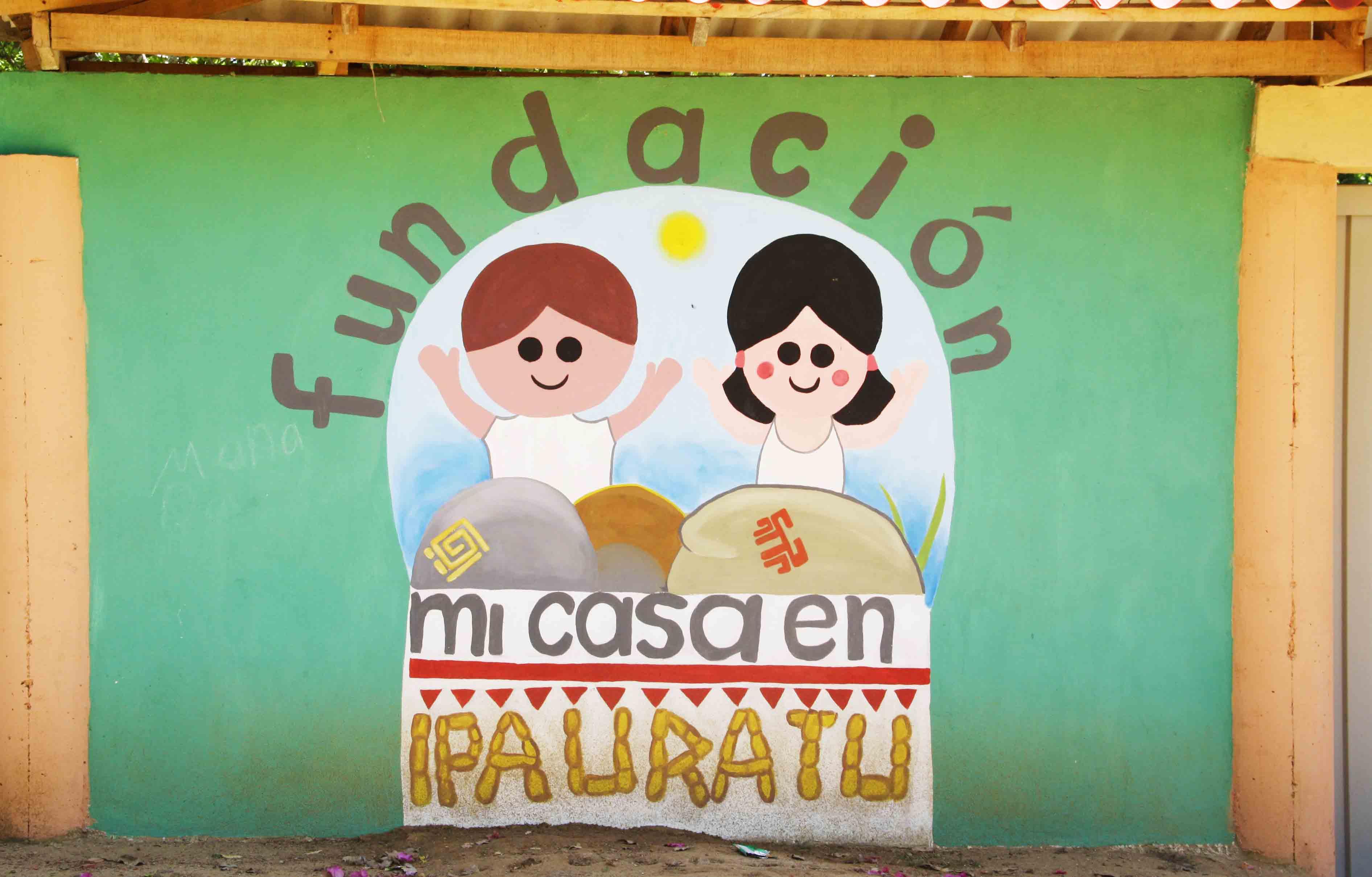 Mi Casa en Ipauratu Foundation Colombia
