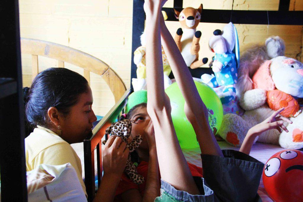 Sumate volunteering project Mi Casa en Ipauratu