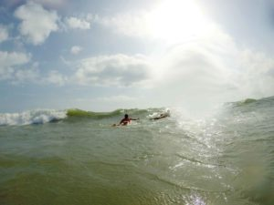 surfing costeno beach colombia