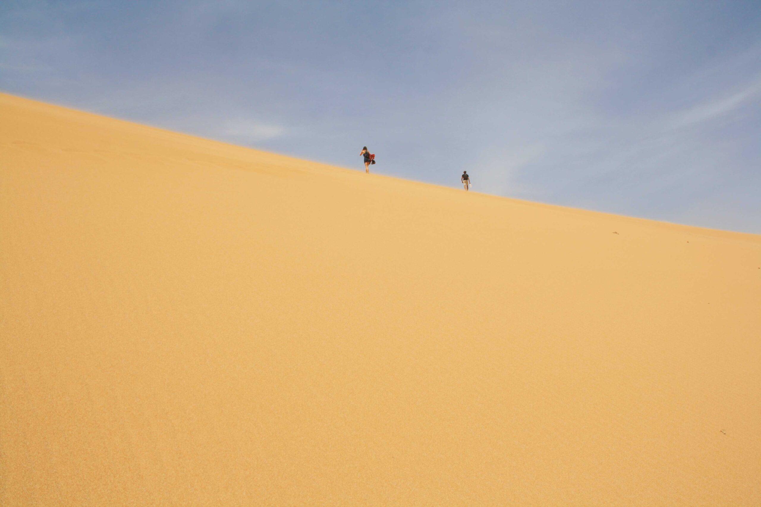 desert walks Punta Gallinas