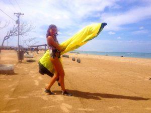 kitesurfing lesson Cabo de la Vela