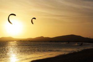 kitesurfing Cabo de La vela