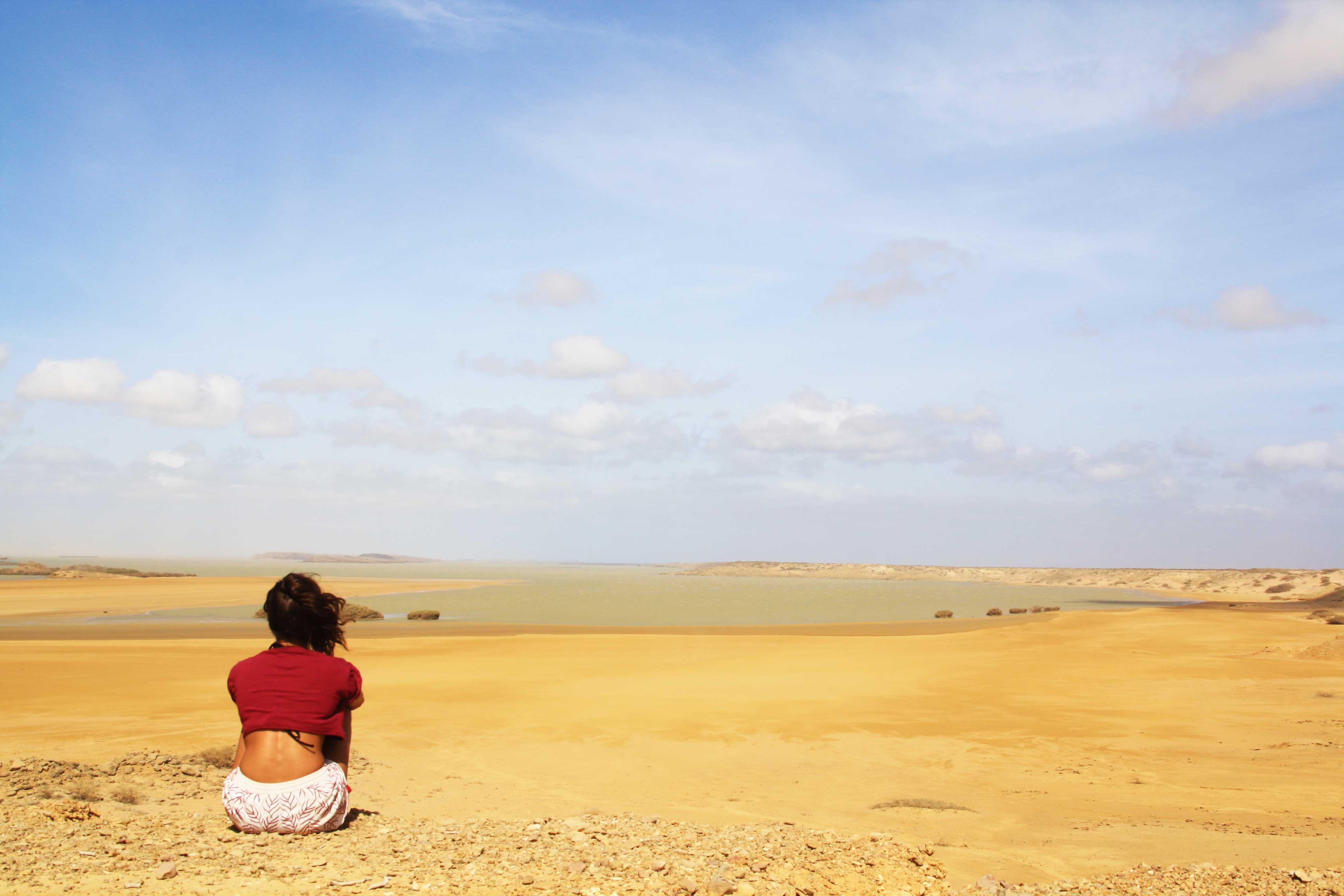 la guajira desert view