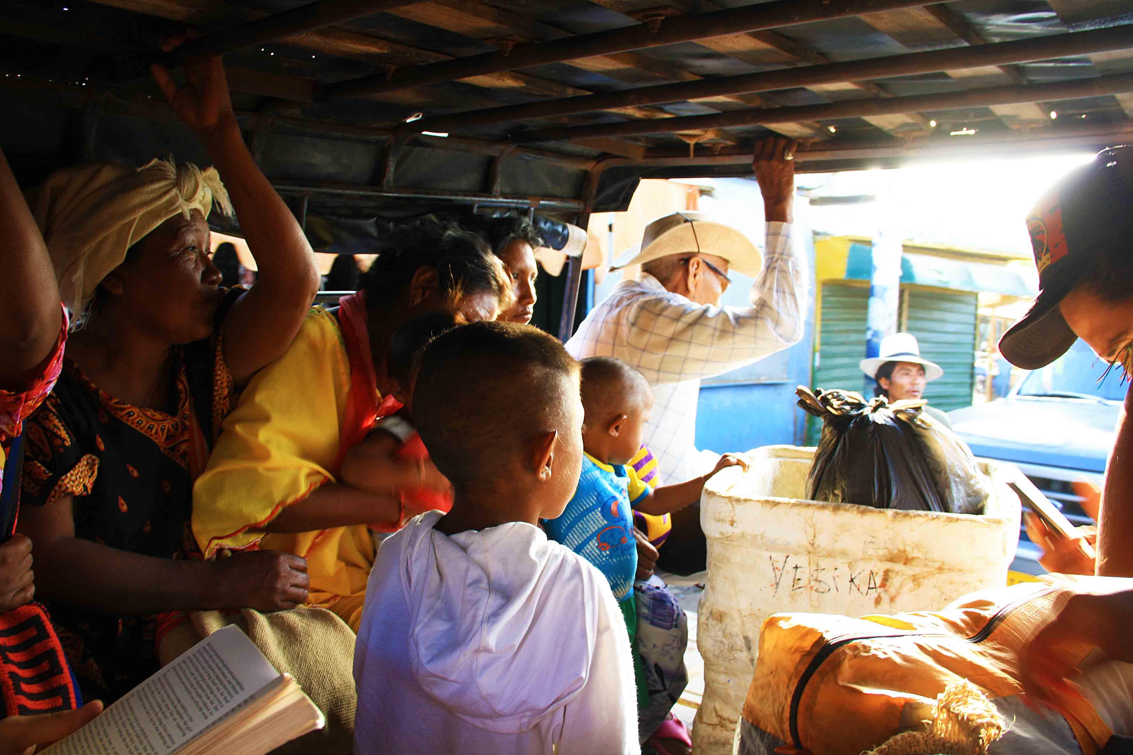 truck transport la guajira