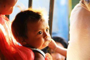 Wayuu baby girl La Guajira