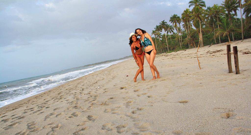 sunset beach days Palomino