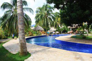 Dreamers hostel swimming pool palomino