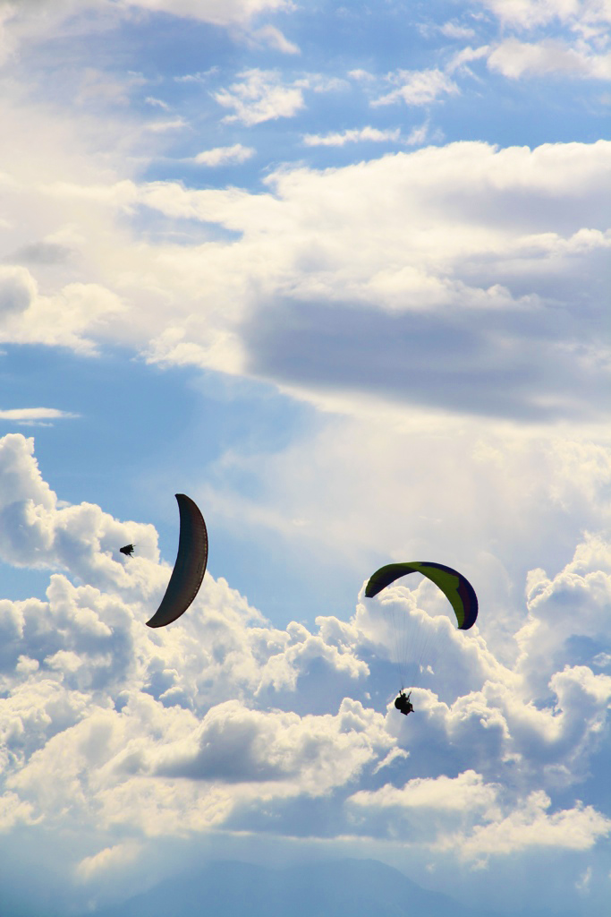 Paragliding in San Gil Colombia