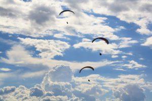 paragliding San Gil chicamocha canyon