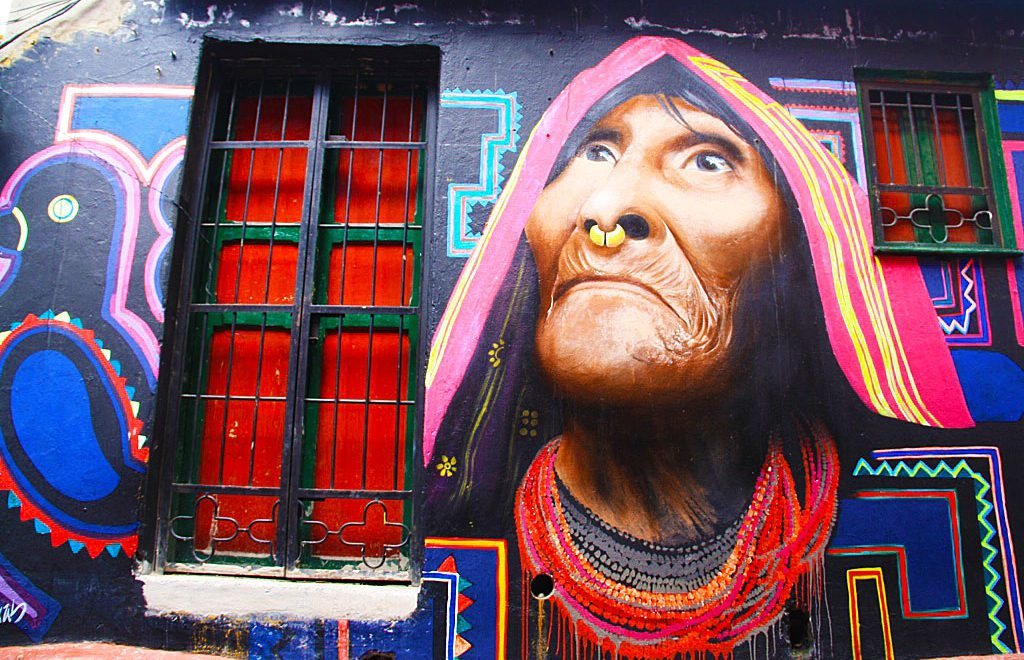 Bogotá: the city of creativity