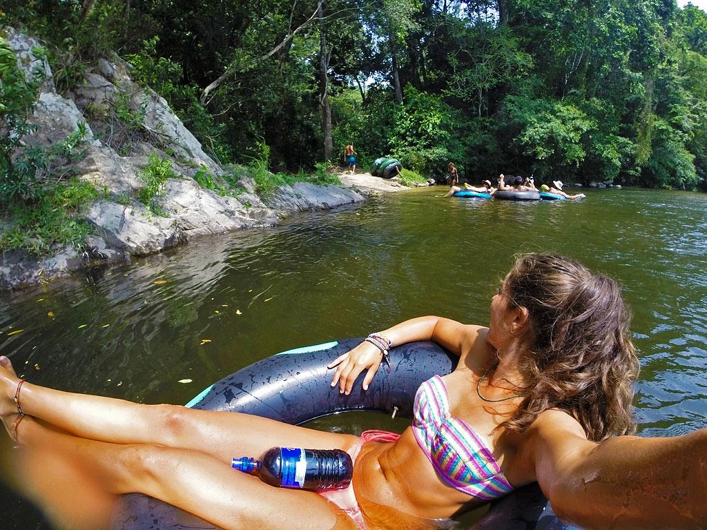 tubing palomino river colombia