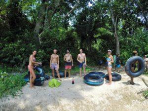 tubing squad palomino river