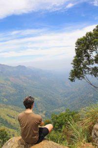 ella rock view hiking sri lanka