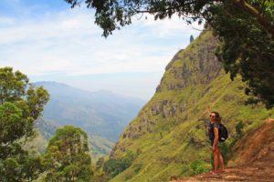 hiking ella rock sri lanka